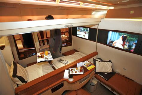 Airbus A380 1st Class Cabin by These Are The Top 10 Class Airline Cabins In The