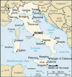 Google Map Of Italy by Italy Google Maps World Gazetteer Amp Google Route Planner