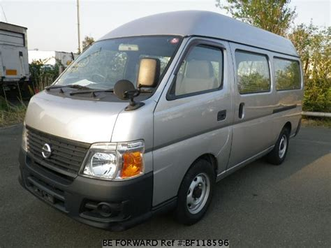 nissan caravan 2006 used 2006 nissan caravan van highroof long lc cqge25 for