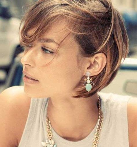 haircuts that show your ears 25 best ideas about stylish short haircuts on pinterest
