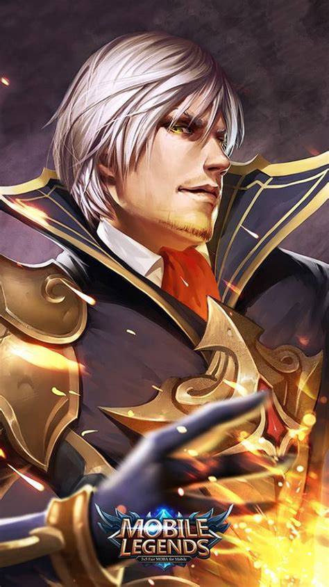 Keren Kaos Mobile Legend Of Roger check out this amazing mobile legends wallpapers fgr