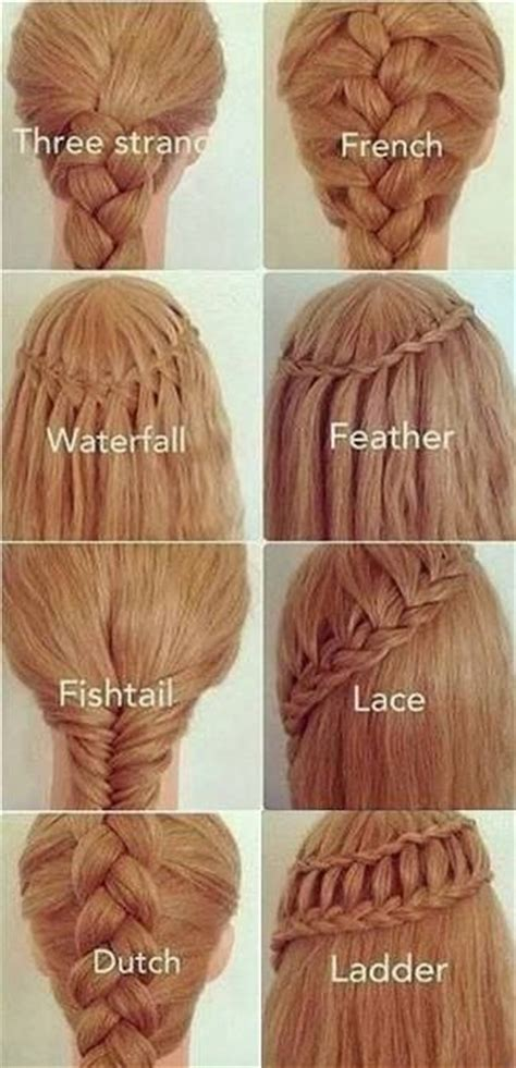 how many types of braiding styles are there this is really cool wish i could do something like that