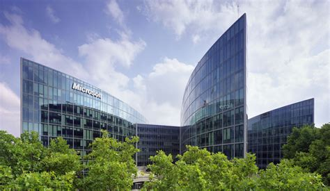 Home Design Quarter Contact Details by Microsoft European Headquarters Arquitectonica