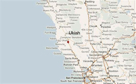 map ukiah ca ukiah location guide