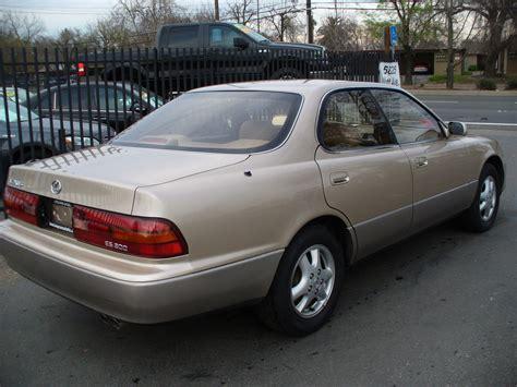 lexus es300 1994 lexus es 300 overview cargurus