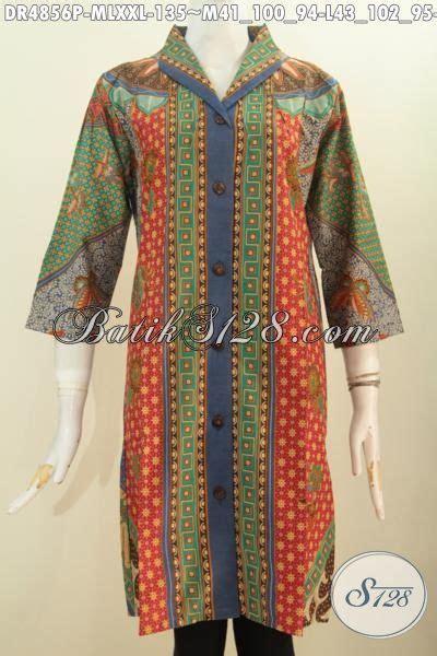 Baju Dress Wanita Kw 841 baju dress batik wanita muda dan dewasa busana batik