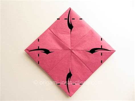 Origami With Regular Paper - origami tissue lotus folding origami napkin