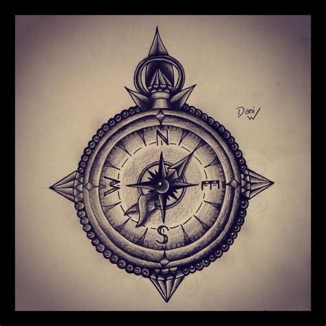 tattoos compass designs compass tattoos