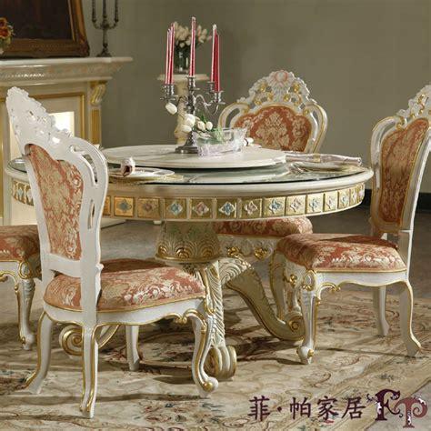 muebles de lujo dise 195 177 o de italia madera hoja dorado