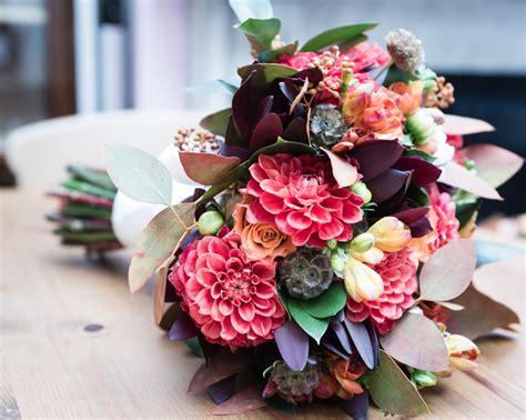 Bridal Floral Arrangements by Autumn Wedding Flowers