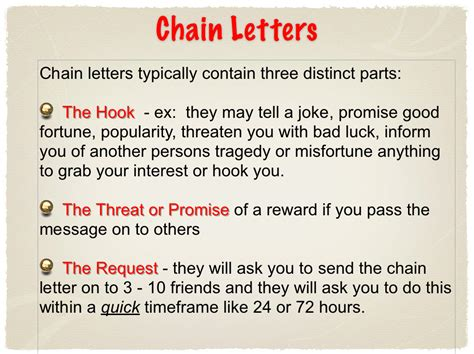 chain letter i guess i m going to hell because i the chain