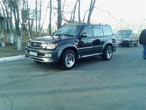 2000 Toyota Land Cruiser For Sale 2000 Toyota Land Cruiser Cygnus For Sale