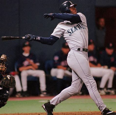 ken griffey jr swing here are 13 great moments from ken griffey jr s 13