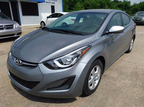 Hyundai Elantra Sedan 4dr by 2014 Hyundai Elantra Se 4dr Sedan In Houston Tx Discount