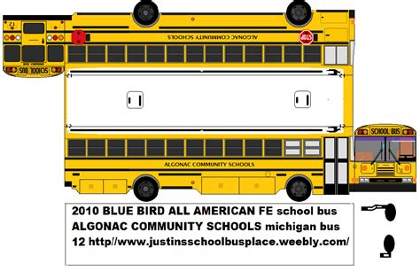 model railroad car card template school aut 243 k school buses school and