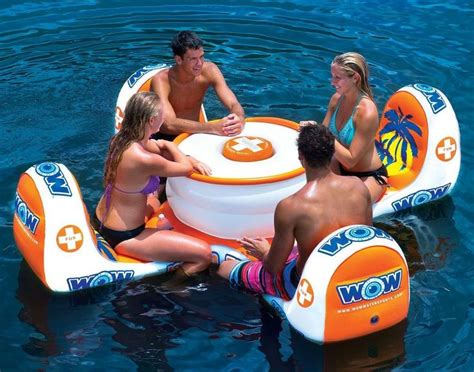 floating island bench the 25 best inflatable island ideas on pinterest