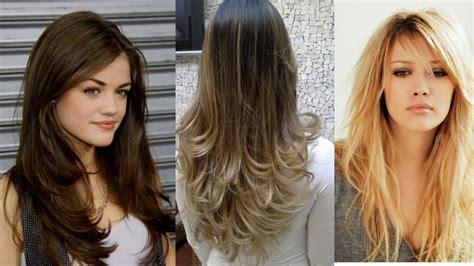 Cortes De Cabello Largos Modernos Youtube | cortes de cabello largo modernos para mujeres 2018 youtube