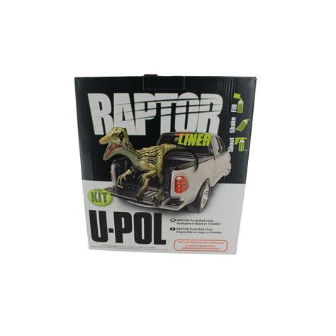 raptor bed liner kit u pol raptor black bed liner kit upol 820 ebay