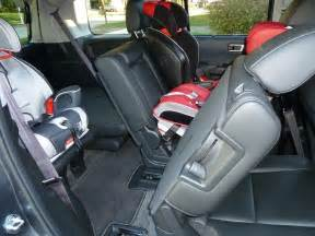 How Many Seats In A Honda Pilot Carseatblog The Most Trusted Source For Car Seat Reviews