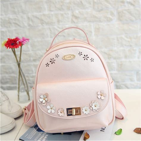 Bagpack Korea White compare prices on pink bookbag shopping buy low price pink bookbag at factory price