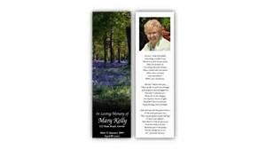 memorial bookmarks memorial bookmarks 187 hassan funeral director