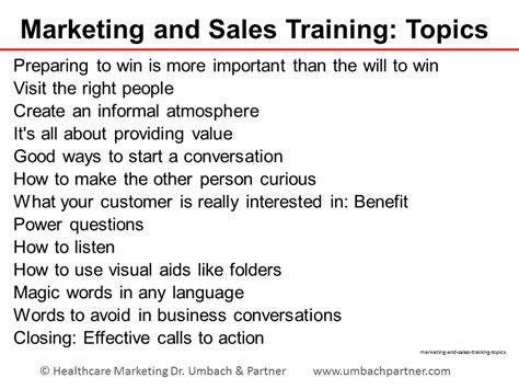 Marketing Seminar Topics Mba by Marketing Beratung Workshops Strategie