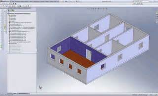 Software For Drawing Floor Plans designing detailed buildings in solidworks deelip com
