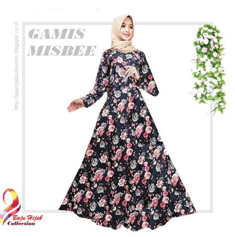Gamis Wafle Motif Bunga gamis misbee navy motif bunga rp 110 000 baju