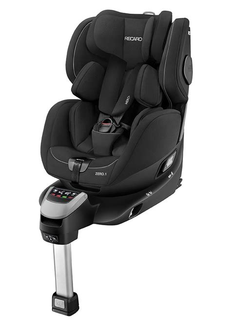 rear facing child seat isofix recaro zero 1 extended rear facing i size car seat with