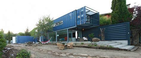 cout cuisine am駭ag馥 les plus belles maisons faites avec des containers de stockage