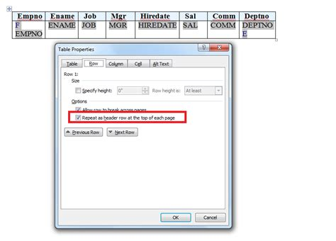 page in xml publisher template how to repeat the header for each and every page in xml
