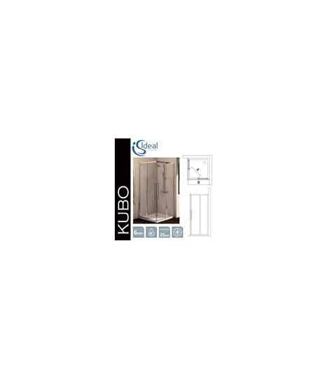 box doccia ideal standard kubo lato scorrevole per box doccia ad angolo ideal standard