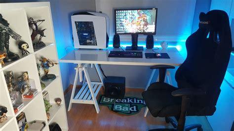 Imagenes Setup | mi increible nueva setup gamer 2017 pc gamer consolas