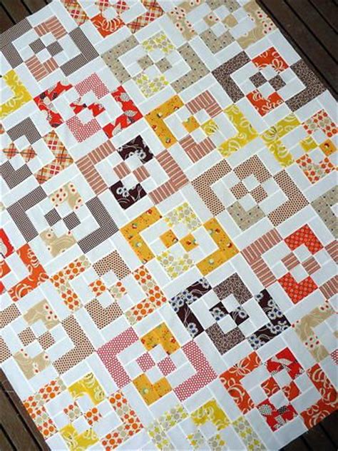 Scrap Quilt Patterns For Beginners by Bento Box Scrap Quilt Simple Quilt And Bento