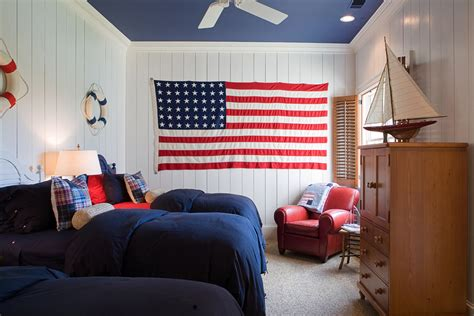 red and blue home decor fantastic americana home decor decorating ideas gallery in