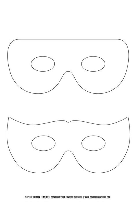 the 25 best mask template ideas on pinterest