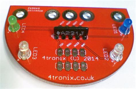 sil resistor pack soldering the ultrasonic led pcb kit 4tronix