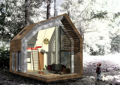 modular a frame homes a frame prefab manages minimalism feeling of familiarity