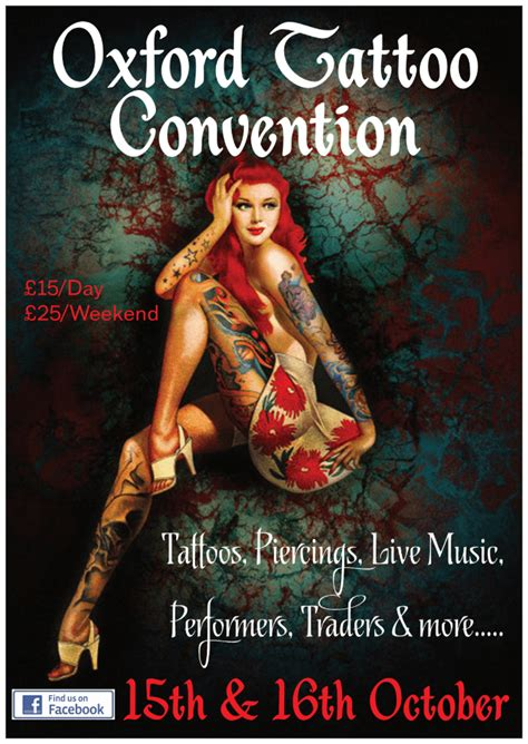 tattoo convention london november oxford tattoo convention october 2016