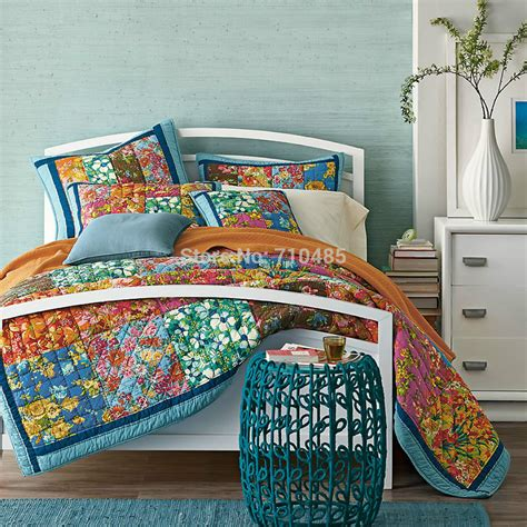 American Style Patchwork Quilts - american style air conditioning quilt 100 cotton handmade