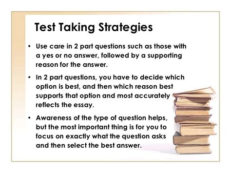 act english section tips act test taking strategies for the act english test