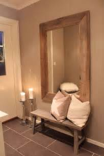 Entryway Table With Mirror Rustic Mirror Home Is Where The Is