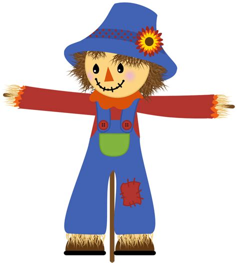 Scarecrow Decorations Scare Crow Clipart