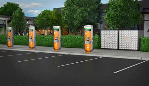 expressmodular com chargepoint launches express plus modular fast charging