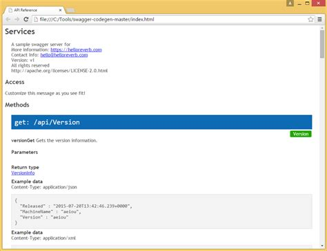 json to html swagger json to pdf phpsourcecode net