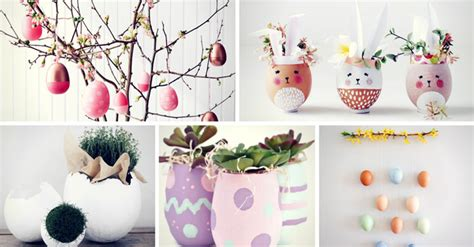 easter home decor simple ideas for easter home d 233 cor pre tend magazine