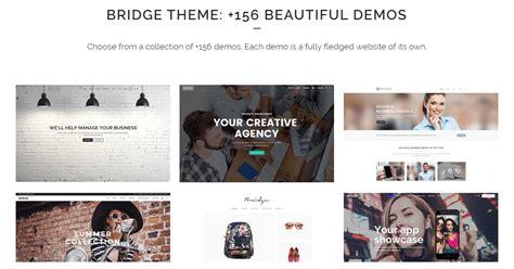 themes wordpress bridge premium responsive wordpress themes 10 of the best themes