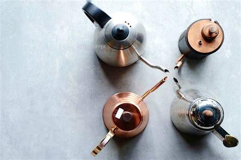 ketel leher angsa gooseneck kettle majalah otten coffee