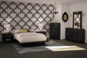 Bedroom Designs For Small Rooms Black And White Black And White Bedrooms A Symbol Of Comfort That Is
