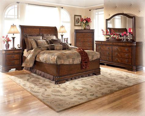 Ashley Hamlyn Queen Bedroom Set Furniture Connection Bedroom Furniture Reviews